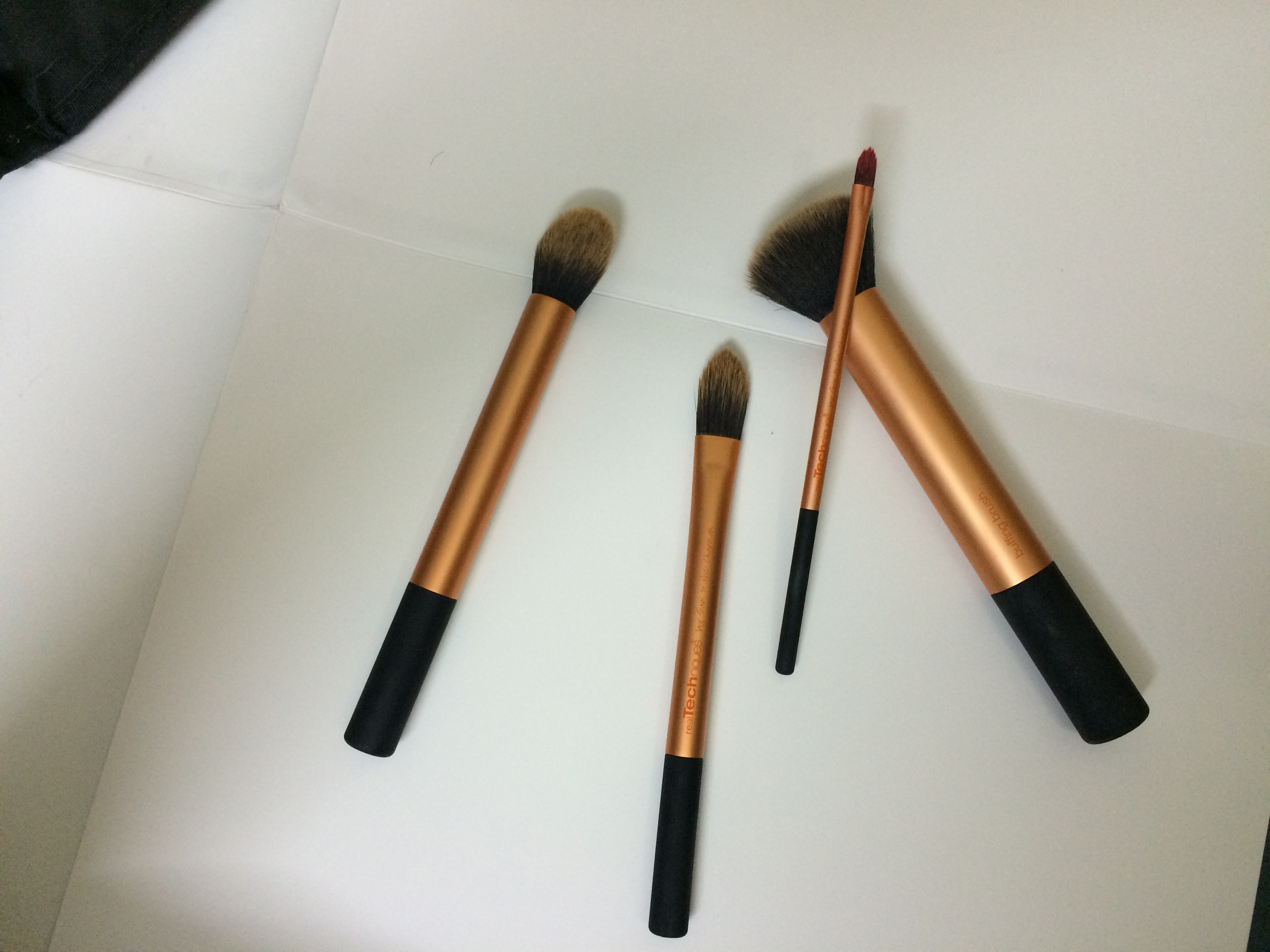 how to use custom coverage buffing brush